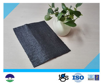 289G Polypropylene Woven Geotextile Soil Filter Fabric 53KN / 56KN