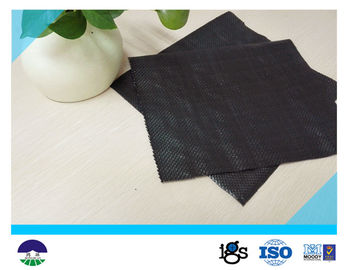 298G Tensile Strength Of Woven Geotextile Fabric For Reinforcement