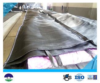 排水のための高い引張強さそして優秀な油圧性能の Geotextile の管